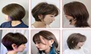 四十女人短发型图片