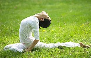 瑜伽减肥效果好吗?5个动作让你瘦出好身材