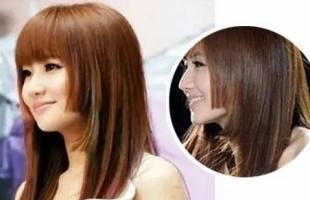 日系公主切发型,减龄又瘦脸