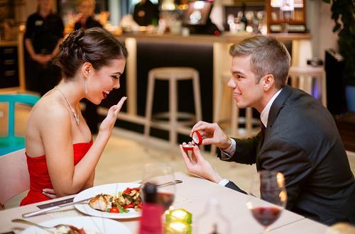 4个方法让男人主动向你求婚