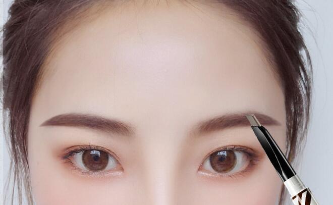 淡妆眉毛怎么画?画眉简单教程步骤图片