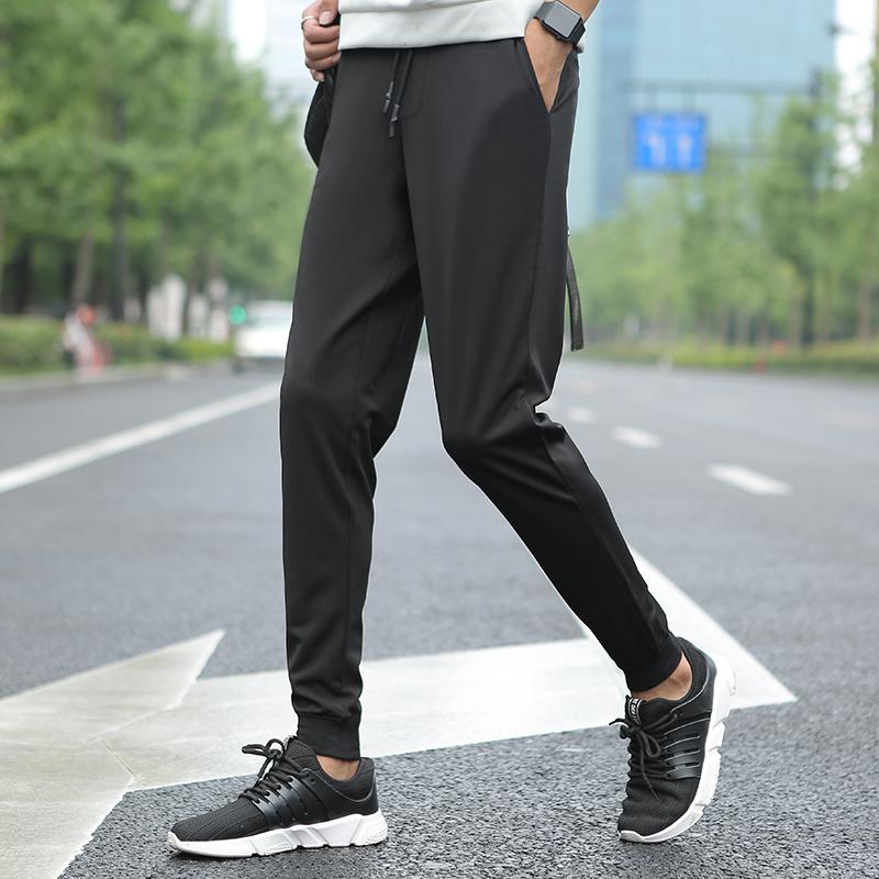 男人束脚裤怎么穿才时尚潮 但是大部分都做错了难怪显矮不好看
