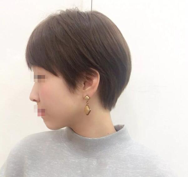 短发还可以设计什么发型 短头发发型图大全