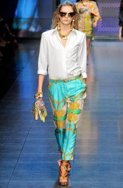 最新欧美时尚街拍图片