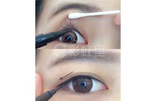 外眼线和内眼线的区别 四点区分内外眼线