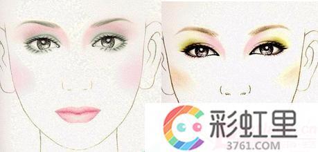 新娘妆眼影色彩搭配 新娘妆化妆步骤
