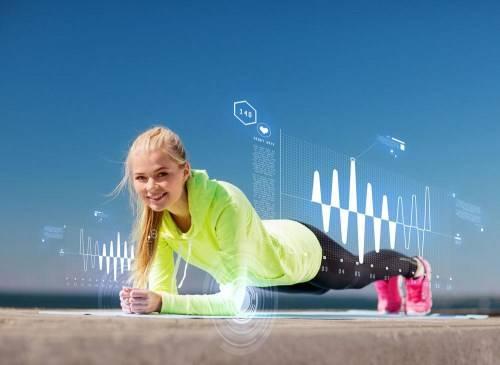 你坚持跑步锻炼到底有没有效果?看下这两个点