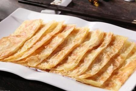 怎样做油饼 自己做营养又美味吃的又放心