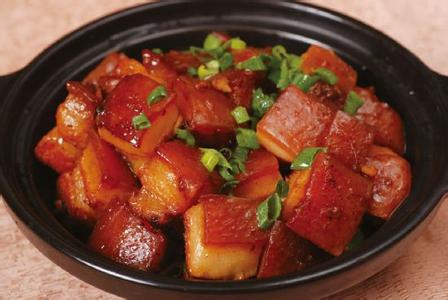 红烧肉的做法大全 这样做吃起来肥而不腻