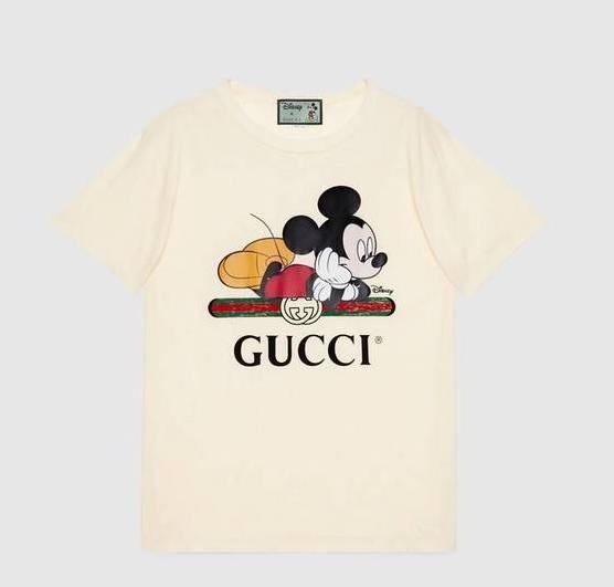 gucci米老鼠t恤真假怎么辨别