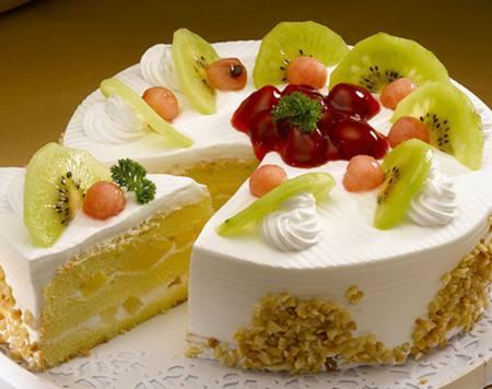 生日蛋糕的做法大全 学会做家人生日不用外面买