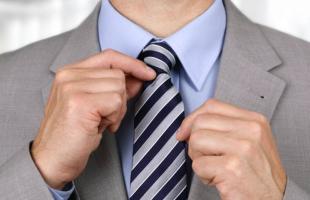 怎么打领带好看?男士领带怎么打法最简单
