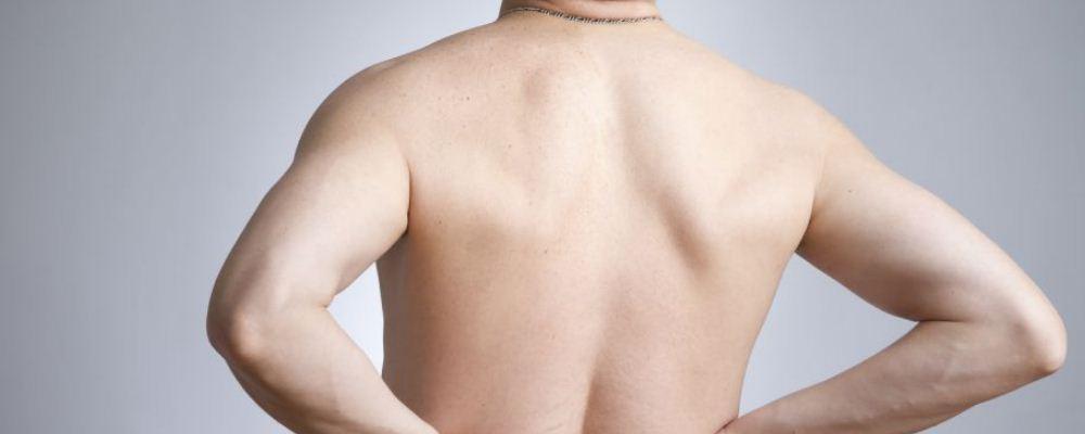 背部赘肉多如何瘦背 试试这些瘦背动作