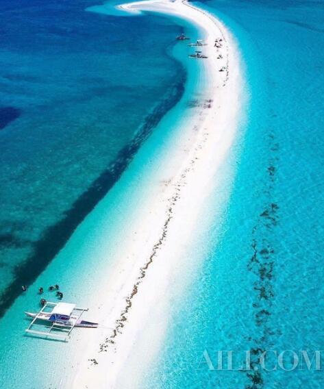 去菲律宾只认长滩?人少景美的卡米金岛加进你的List!