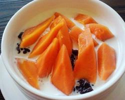 木瓜牛奶怎样吃丰胸 怎么做下奶