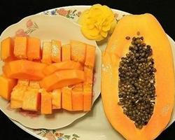 木瓜什么时候吃最丰胸 真的可以丰胸吗