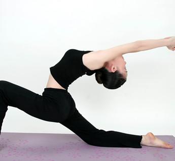 瑜伽瘦手臂 轻松甩掉拜拜肉