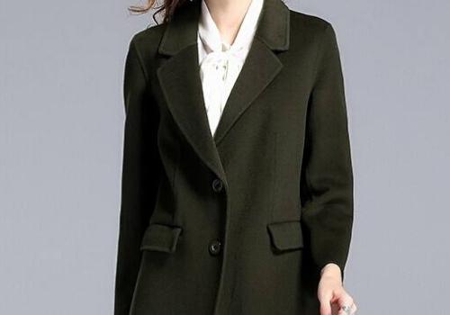 双面羊绒大衣掉绒怎么办 和双面呢哪个好