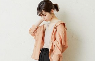 喜欢轻熟可爱风格的女生怎么穿?休闲不失女人味