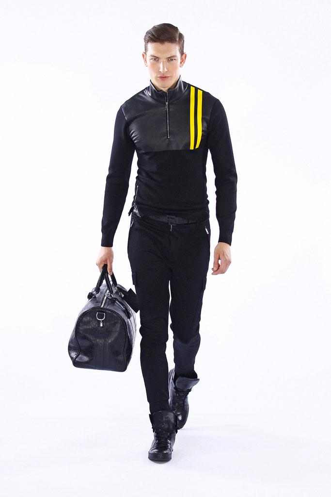 Ralph Lauren拉夫·劳伦 2016春夏男装时尚型录