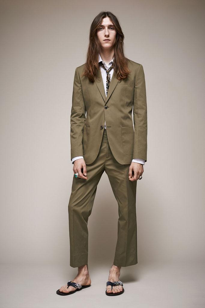 Marc Jacobs 马克·雅各布2016春夏男装时尚型录