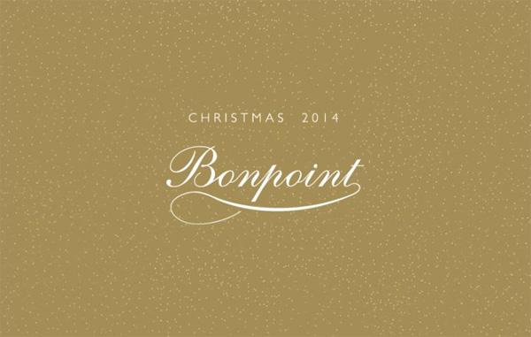 【预告】如梦似幻奢华童装品牌Bonpoint,圣诞系列特别呈献!
