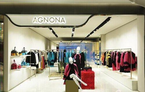 意大利顶级女装品牌Agnona精品店进驻北京SKP新光天地