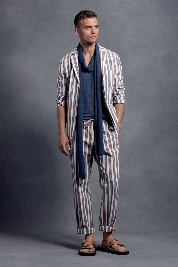 Michael Kors 2016春夏男装时尚型录
