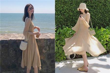 女性穿衣漂亮的第一步,最简单实用的两种穿搭选择