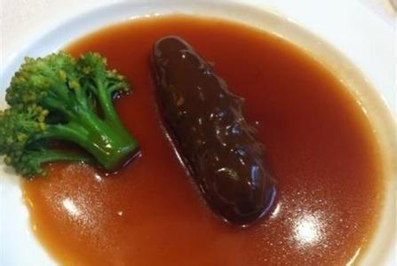 鲍汁海参的做法 这样做着吃增强人体免疫力