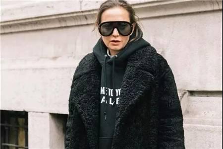 全套黑色如何穿的漂亮,教你大气显瘦的穿搭