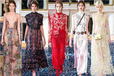 夏季新品,透明薄纱长裙让你美出女神范