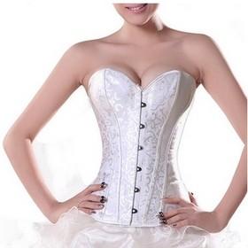 拍婚纱照穿什么内衣?塑身内衣是为最好选择