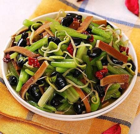 五款素食菜谱 素食有不缺营养的健康养生食谱