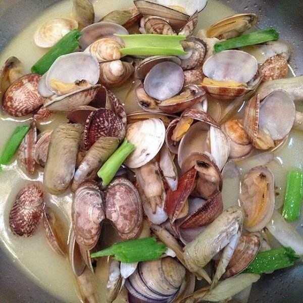 美味海鲜的做法 让你尽饱口福