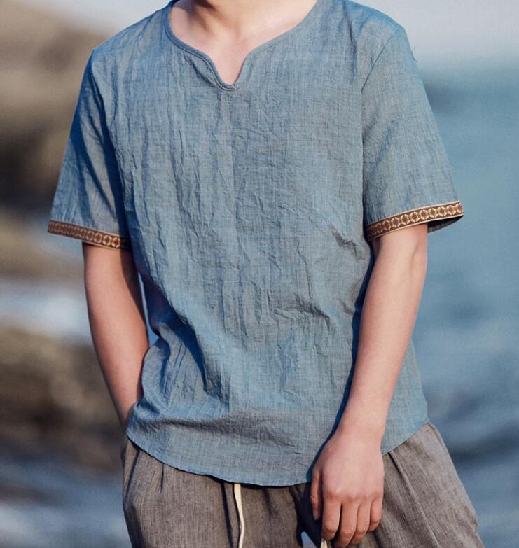 什么布料的衣服可以让男生看起来干净利落简约精致
