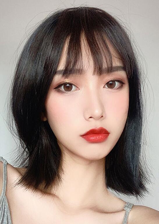 小方脸适合剪什么发型 修饰脸型很简单