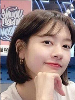2019秋季流行短发女生发型  甜美可爱显嫩