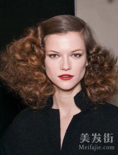 冬季时尚发型 9款个性发型盘点